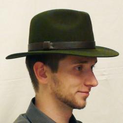 Myslivecký klobouk zelený Mes 85087