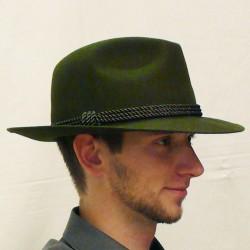 Myslivecký klobouk zelený Mes 85086