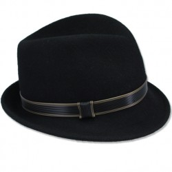 Černý elegantní dámský klobouk Anytra 86922