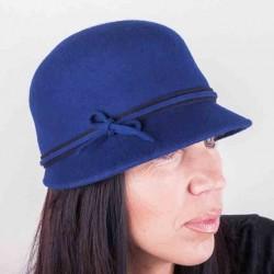 Modrý dámský klobouk Assante 86982