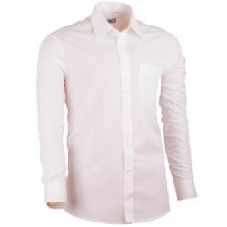 Šampaň pánská košile Assante rovná 30213
