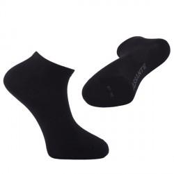 Černé antibakteriální ponožky letní nízké Assante 70801