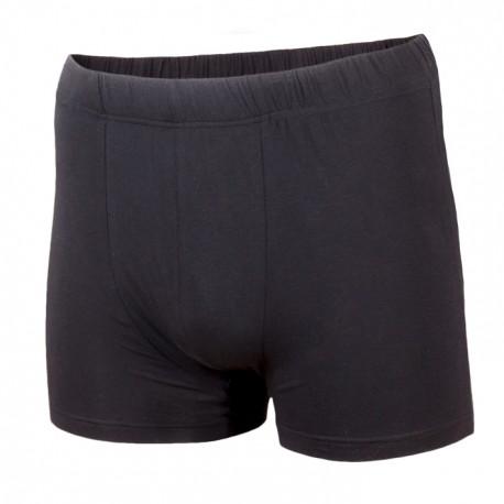 Nadměrné pánské boxerky černé Assante 50105