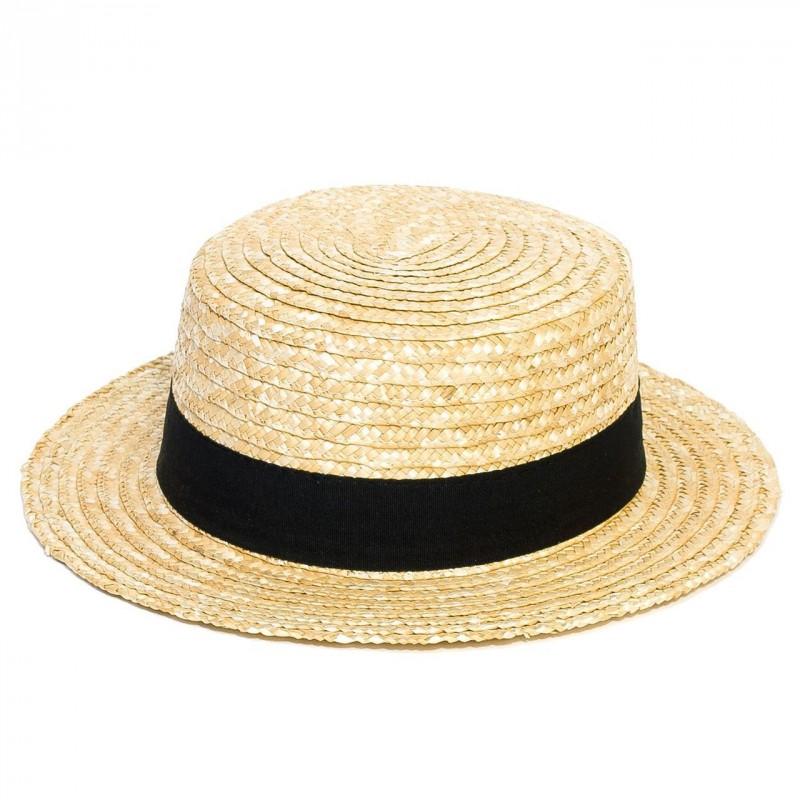 550167a9e Béžový pánský klobouk Jonáš slaměný Mes 80019