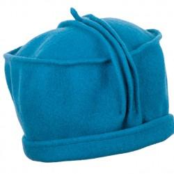 a857175491d Petrolejově modrý dámský klobouk vlněný Tonak 87379