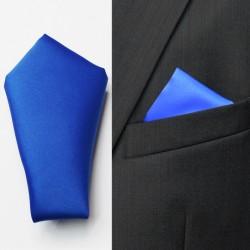 Modrý kapesníček do saka Assante 90643