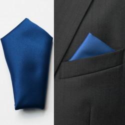 Modrý kapesníček do saka Assante 90638