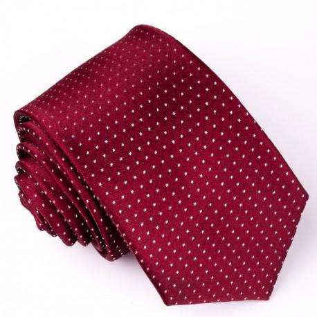Červená kravata Rene Chagal 93163