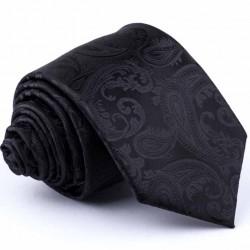 Černá kravata Greg 91183