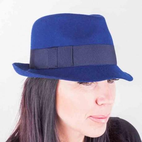 Modrý dámský klobouk Assante 86968