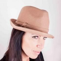 Béžový dámský klobouk Assante 86973