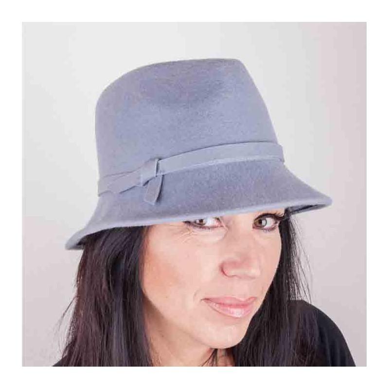 3c7b2f51e81 Plstěné klobouky dámské - Shopfancy.cz
