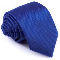 Luxusní kravata modrá Greg 94275