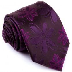 Luxusní fialová kravata Greg 96150