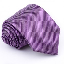 Fialová kravata Greg 96156