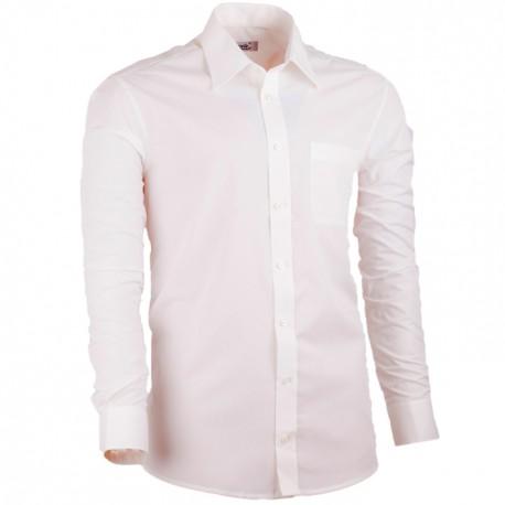 Pánská nadměrná košile v barvě šampaň Assante 31034