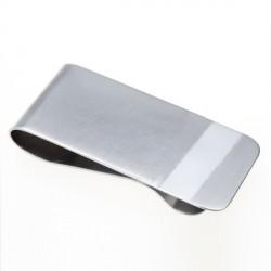 Spona na peníze stříbrná