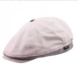 Béžová čepice bekovka Mes 81214