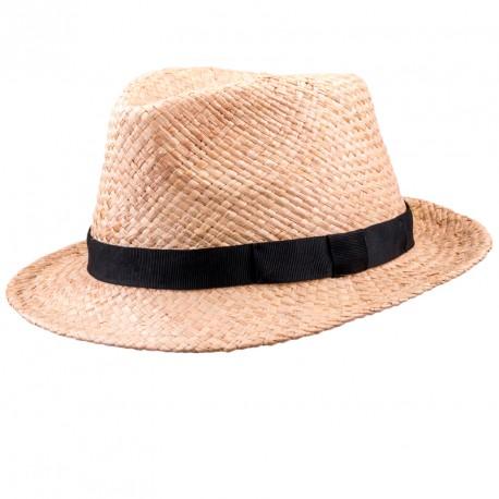 2591ea65d Béžový pánský slaměný klobouk Assante 80005