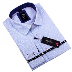 Modrá košile Brighton 109915
