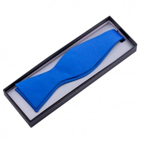 Modrý vázací motýlek Assante 90358