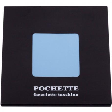 Světle modrý kapesníček do saka Assante 90611