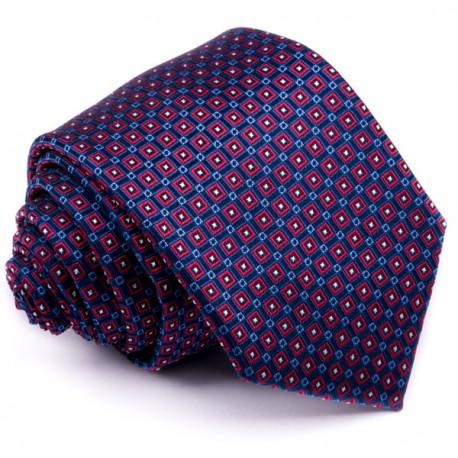 Modrá kravata Greg 94014