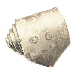 Svatební šedá kravata Greg 91036