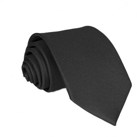 Černá kravata Rene Chagal 91005