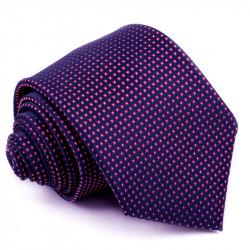 Fialovo modrá kravata Greg 96005