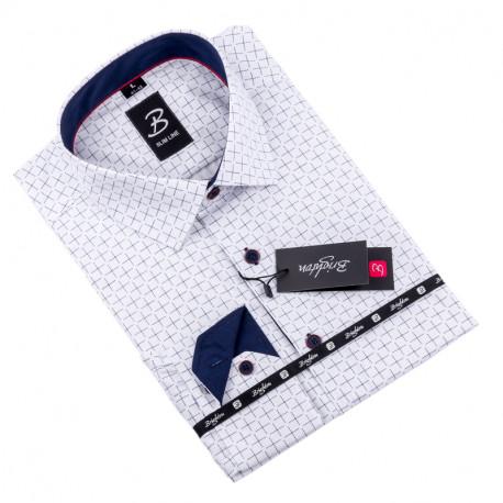 Košile Brighton bílá 110007