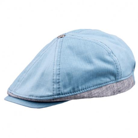 Pánská bekovka modrá Mes 81240