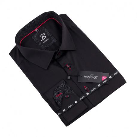 Košile Brighton černá 109924