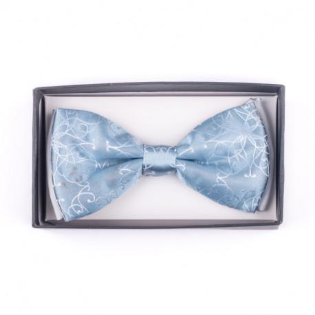 Pánský motýlek barva světle modrá Assante 90390