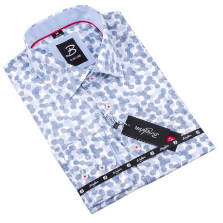 Košile Brighton bílá 110013