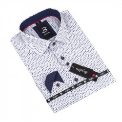 Košile Brighton bílomodrá 109801