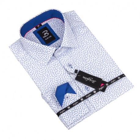 Košile Brighton bílomodrá 110018