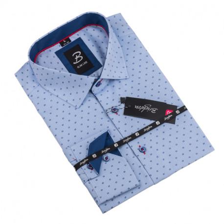 Košile Brighton modrá 109932