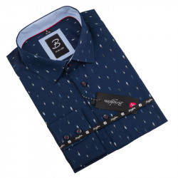 Košile Brighton modrá 109933
